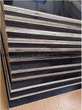 Precio de la madera contrachapada laminada con /Brown negro filmada