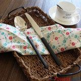 Утолщения сельских печати кухонные полотенца