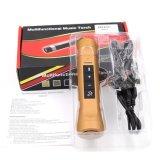 Taschenlampen-MP3-Player-Musik-Fackel des wasserdichten beweglichen Bluetooth Lautsprecher-nachladbare LED mit Fahrrad-Lenkstange-Klipp für das im Freien Reitkampieren