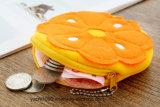 Fruto de peluche personalizado Juguete Blando Moneda Bolso Bolso para niños