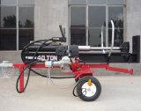 40 طن بنزين خشبيّة سجلّ مقياس سرعة فالق