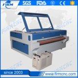 Máquina de grabado barata de alta velocidad del corte del laser de la tela del precio