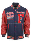 Куртки университетской спортивной команды людей изготовленный на заказ (ELTBQJ-156)