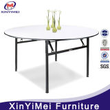 Venta al por mayor china Round Banquet Metal Table
