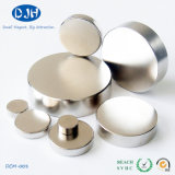 Nickel Plating를 가진 소형 Neodymium Cylinder Magnet
