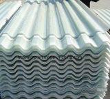 Le PRF de carton ondulé Feuille de fibre de verre/panneau de toiture