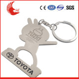 2016 Mais vendidos Custom Metal House Key Ring