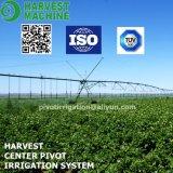 De Chinese Apparatuur van de Irrigatie van de Spil van het Centrum van de Landbouw van de Besparing van het Water met het Kanon van de Kop van de drijfstang