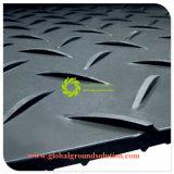Folhas de HDPE Grua leve tapetes estrada temporário para o Pântano