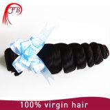 8A等級100%のモンゴルの人間の緩い波の毛の拡張