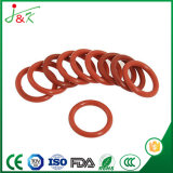 Anillo o de goma para las aplicaciones eléctricas (silicón, EPDM o FKM)