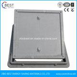 B125 coperchio e blocco per grafici di botola chiudibili a chiave del quadrato 600X600mm SMC