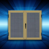 Série en aluminium d'écran de guichet de treillis métallique d'alliage d'Alma avec ISO9001