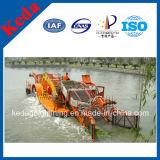 Mietitrice automatica completa di /Aquatic Weed di pulizia del fiume
