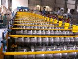 Metal Steel Floor Deck Cold Roll formando máquina de linha