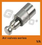 Клапаны отпуска управлением воздуха частей прессформы высокого качества пластичные