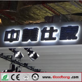 Outdoor 2016 New Arrival LED Car Show Solid Signs