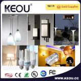 Luz de bulbo elevada 3With7With9With16With23With36W do milho do diodo emissor de luz do lúmen de Ce/RoHS