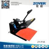 Manuale della pressa di calore della macchina Zoyer industriale macchina da cucire (ZY-P38)