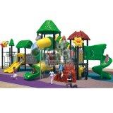 子供公園のためのベストセラーの樹上の家の主題の屋外の運動場