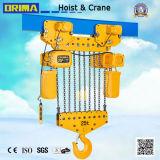 Type de Brima Bmer de 25 tonnes élévateur à chaînes électrique avec le chariot électrique