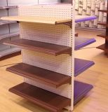 Quattro Sided Shelf Display Shelf per Promotion