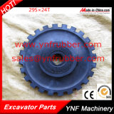 295mm 24t Koppeling voor de Compressor van het Graafwerktuig en van de Lucht