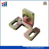 Peça de metal inoxidável personalizada da chapa de aço da ferragem