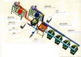 De fijne RubberMolen van het Poeder, Rubber Malende Machine