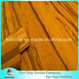 De bundel Geweven Bevloering van het Bamboe (Tijger) met 1530*132*14mm onder Bevordering