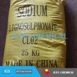 Lignosulfonate de sodium comme liant céramique