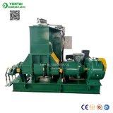 Máquina de amasso de inclinação hidráulica da borracha do Ce 55L para a borracha e os plásticos