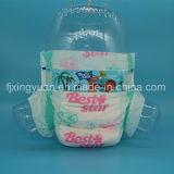 赤ん坊の年齢別グループおよび3D漏出防止チャネルの反漏出おむつ