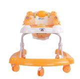 2018 изготовленные по оптовой малыша с клавишным соломотрясом 7 поворота колес