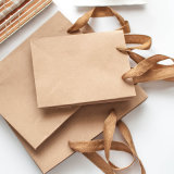 Хорошее качество пользовательских Kraft бумажных мешков для пыли