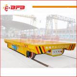carrello ferroviario piano motorizzato 1-300t di maneggio del materiale per il carico di industria pesante