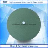 緑の倍はステンレス鋼のための研摩の折り返しの切断の車輪を得る
