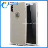 Para el iPhone X, nuevos productos de color caramelo caliente Teléfono muestra gratuita para iPhone 8/8plus caso TPU