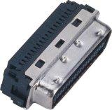 conetor fêmea do SCSI 26p de 1.27mm
