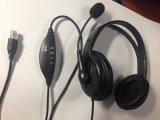 Nouveau casque VoIP à la mode sur oreille avec micro