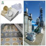 Стекловолоконные смешанных пакетов в секунду и PTFE мешочных фильтра для стальных электростанции