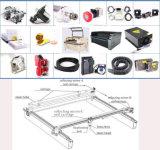 100watt de Graveur van de Laser van katoenen Co2 van de Stof met de Lijst van de Transportband