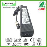 Carregador de bateria do Li-íon de Fy5462000 13s 54.6V 2A com certificado