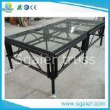 Qualitäts-ausgeglichenes transparentes acrylsauerstadium