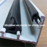 Резиновое уплотнение EPDM газа для стекла наружной стены алюминиевый профиль