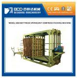 ばねの単位のベール圧縮機械のパッキング機械(BDB)販売
