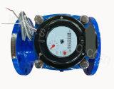 De verwijderbare Meter van het Koude Water van het Type van Woltman van het Element Droge met de Wijzerplaat /IP68 van het Koper/maakt waterdicht