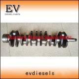 As peças do motor da escavadeira PF6t pe6t Pd6t Fe6ta Fe6 Fd6 FD6t Conjunto do Rolamento Principal do Virabrequim