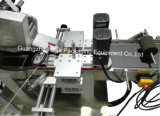 Auto / plat surface latérale unique machine de conditionnement autoadhésif