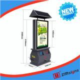 Zm-Tb02 de mega Lichte Bak die van de Doos/van het Afval Lichte Doos adverteren